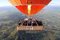 13 November 2017 - Hot Air Balloon Gold Coast & Brisbane