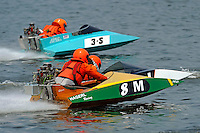 8-M, 28-J and 3-S (runabout)