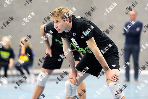 2015-10-03 / Volleybal / Seizoen 2015-2016 / Vosselaar / Glenn Sommen<br /><br /><br />Foto: Mpics.be
