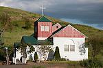 Community church in Lamont, Wash.