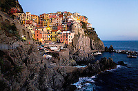 Manarola, Italy, Europe, 2007, ©Stephen Blake Farrington