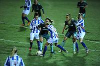 VOETBAL: HEERENVEEN: 02-12-2016, Sportpark Skoatterwald, Damesvoetbal SC Heerenveen - FC AJAX, uitslag 0-1, ©foto Martin de Jong