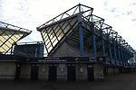 A general view of The Den, home of Millwall FC before the start of the championship match at The Den Stadium, Millwall. Picture date 2nd December 2017. Picture credit should read: Robin Parker/Sportimage