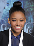 Amandla Stenberg at Warner Bros. Pictures World Premiere of Beautiful Creatures held at The Grauman's Chinese Theater in Hollywood, California on February 06,2013                                                                   Copyright 2013 Hollywood Press Agency