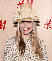 NEW YORK, NY - JUNE 19: Kate chelter pictured at the  H&M Summer Camp Kickoff Party Café de la Esquina on June 19, 2014 in Brooklyn,New York .HP/Starlitepics