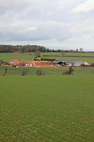 Farmstead <br /> &copy;Tim Scrivener Photographer 07850 303986<br />      ....Covering Agriculture In The UK....