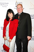 BURBANK - APR 27: Russ Neibert at the Faith, Hope and Charity Gala hosted by Catholic Charities of Los Angeles at De Luxe Banquet Hall on April 27, 2019 in Burbank, CA