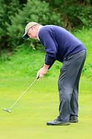 Brendan McConnell (Ardee) during the final round of the All Ireland Four Ball Interclub Final, Roe Park resort, Limavady, Derry, Northern Ireland. 15/09/2019.<br /> Picture Fran Caffrey / Golffile.ie<br /> <br /> All photo usage must carry mandatory copyright credit (© Golffile | Fran Caffrey)