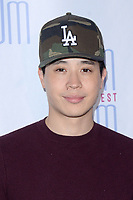 """LOS ANGELES - JUN 21:  Hayden Szeto at the """"Summer Night"""" Screening at Rom Com Fest 2019 at the Downtown Independent Theater on June 21, 2019 in Los Angeles, CA"""