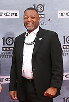 """Los Angeles CA Apr 11: Malcolm Nance, arrive to 2019 TCM Classic Film Festival Opening Night Gala And 30th Anniversary Screening Of """"When Harry Met Sally"""", TCL Chinese Theatre, Los Angeles, USA on April 11, 2019 <br /> CAP/MPI/FS<br /> ©FS/MPI/Capital Pictures"""
