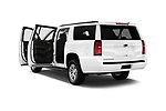 Car images of 2017 Chevrolet Suburban LS 5 Door SUV Doors