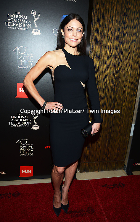 Bethenny Frankel attends The 40th Annual Daytime Emmy Awards on<br />  June 16, 2013 at the Beverly Hilton Hotel in Beverly Hills, California.