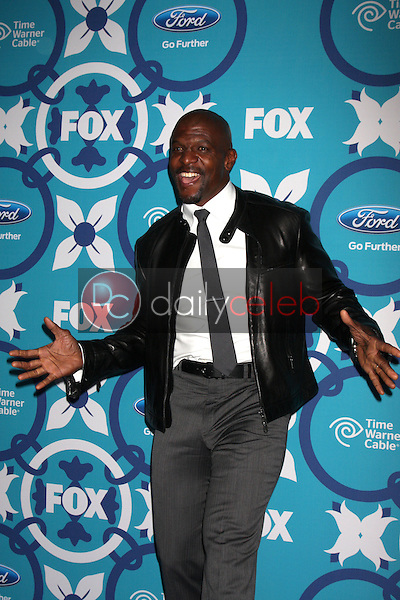 Terry Crews<br />