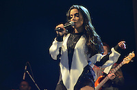 SÃO PAULO,SP - 11.06.2016 - SHOW-SP - Cantora Anitta durante festa junina da portuguesa na zona norte de São Paulo neste sábado, 11 (Foto: Eduardo Martins/ Brazil Photo Press)