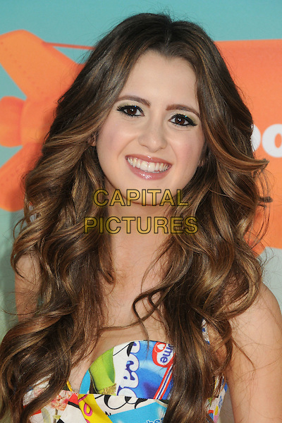 12 March 2016 - Inglewood, California - Laura Marano. 2016 Nickelodeon Kids' Choice Awards held at The Forum.  <br /> CAP/ADM/BP<br /> &copy;BP/ADM/Capital Pictures