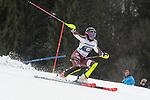 10.03.2018, Ofterschwanger Horn, Ofterschwang, GER, Slalom Weltcup in Ofterschwang, im Bild Frida Hansdotter (SWE, #6)<br /> <br /> Foto &copy; nordphoto / Hafner