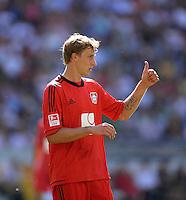 Fussball  1. Bundesliga  Saison 2013/2014  2. Spieltag VfB Stuttgart - Bayer Leverkusen     17.08.2013 Stefan Kiessling (Bayer 04 Leverkusen)
