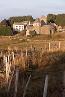 In the hamlet of Aubrac on the road to Saint-Jacques-de-Compostelle a new hotel called La Colonie has recently opened