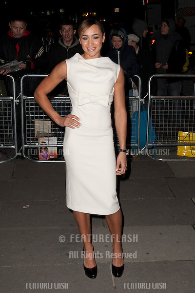 Jessica Ennis arriving for the Cosmopolitan Ultimate Women of the Year Awards , Victoria & Albert Museum, London. 30/10/2012 Picture by: Simon Burchell / Featureflash