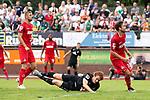 20.07.2019, Heinz Detmar Stadion, Lohne, Interwetten Cup 1. FC Köln vs SV Werder Bremen<br /> <br /> im Bild / picture shows <br /> <br /> Joshua Sargent (Werder Bremen #19)<br /> <br /> Foto © nordphoto / Kokenge