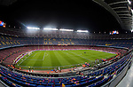 Camp Nou stadium is seen prior to the Copa del Rey 2016-17 Semi-final match between FC Barcelona and Atletico de Madrid on 07 February 2017 in Barcelona, Spain. Photo by Diego Gonzalez Souto / Power Sport Images