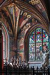 Kaplica Świętokrzyska w katedrze na Wawelu, Kraków, Polska<br /> Holy Cross Chapel in Wawel Cathedral, Cracow, Poland