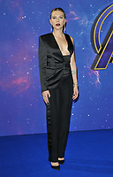 """Scarlett Johansson at the """"Avengers: Endgame"""" UK fan event, Picturehouse Central, Corner of Shaftesbury Avenue and Great Windmill Street, London, England, UK, on Wednesday 10th April 2019. <br /> CAP/CAN<br /> ©CAN/Capital Pictures"""