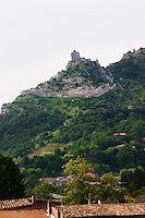 chateau de crussol cornas rhone france