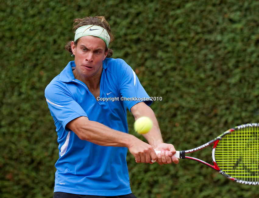 21-08-10, Tennis, Amstelveen, NTK, Nationale Tennis Kampioenschappen, Peter Lucassen