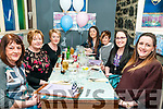 Baby Shower: Pictured at Jackie Healy's baby shower party at Casa Mia's Restaurant, Listowel on Sunday last were Ann Healy, Eileen Mahony, Marie Roche, Evelyn Healy, Liz stack, Ana Marie Ward & Jackie Healy, Abbeyfeale.