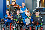 "Fleadh By The Feale Street Busking Competition held last Friday night ""Crack & Ceol"" Tara O' Regan, Tori Smith, Grace Quirke, Mai Quinlivan, Cliona Kennelly, Aoife Cullinane."