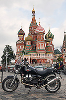 Moto Guzzi Bellagio UK-Russia