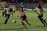 PASTO – COLOMBIA _ 11-04-2014 / En compromiso correspondiente a la decimoséptima fecha del Torneo Apertura Colombiano 2014, Deportivo Pasto cayó 1 – 2 ante Itagüí en el estadio departamental La Libertad de Pasto. /