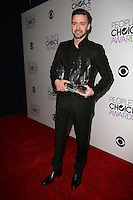 Justin Timberlake<br />