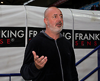 Bolton Wanderers' manager Keith Hill <br /> <br /> Photographer Andrew Kearns/CameraSport<br /> <br /> EFL Leasing.com Trophy - Northern Section - Group F - Bolton Wanderers v Bradford City -  Tuesday 3rd September 2019 - University of Bolton Stadium - Bolton<br />  <br /> World Copyright © 2018 CameraSport. All rights reserved. 43 Linden Ave. Countesthorpe. Leicester. England. LE8 5PG - Tel: +44 (0) 116 277 4147 - admin@camerasport.com - www.camerasport.com