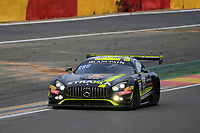 #42 STRAKKA RACING (GBR) MERCEDES AMG GT3 PRO AM CUP NICK LEVENTIS (GBR) CHRIS BUNCOMBE (GBR) LEWIS WILLIAMSON (GBR) DAVID FUMANELLI (ITA)