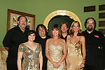 """Divas - OLTL - Kathy Brier, AMC - Bobbie Eakes & OLTL Kassie DePaiva pose with Divos (the band) - The Divas of Daytime TV (three great soap stars, two great ABC soaps and one great show) - """"A Great Night of Music and Comedy"""" on November 7, 2008 at the Mishler Theatre, Altoona, PA with meet and greet, autographs and photo ops. Portion of proceeds to benefit Altoona Mirror Season of Sharing. Mid-Life Productions Inc in association with Creative Entertainment presents this great show. (Photo by Sue Coflin/Max Photos)"""
