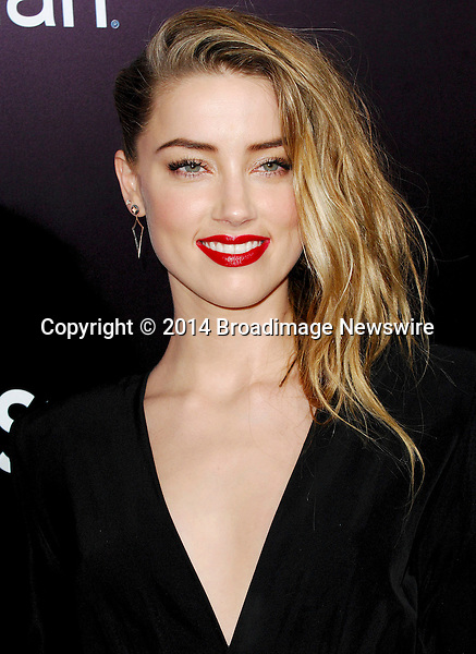 Pictured: Amber Heard<br /> Mandatory Credit &copy; Adhemar Sburlati/Broadimage<br /> Film Premiere of 3 Days to Kill<br /> <br /> 2/12/14, Los Angeles, California, United States of America<br /> <br /> Broadimage Newswire<br /> Los Angeles 1+  (310) 301-1027<br /> New York      1+  (646) 827-9134<br /> sales@broadimage.com<br /> http://www.broadimage.com