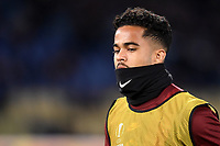 Justin Kluivert of AS Roma <br /> Roma 20-02-2020 Stadio Olimpico <br /> Football Europa League 2019/2020 Round of 32 first leg <br /> AS Roma -  Kaa Gent <br /> Photo Andrea Staccioli / Insidefoto