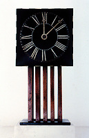 Mackintosh Collection: Hunterian Art Gallery, U. of Glasgow. Clock 1905.