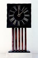 Mackintosh Collection: Hunterian Art Gallery, U. of Glasgow. Clock 1905.