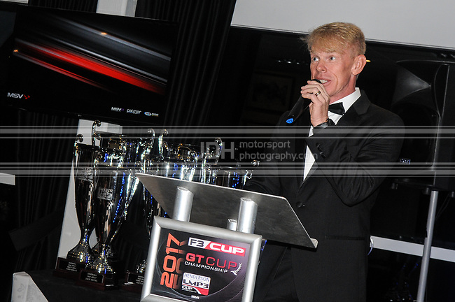Alan Hyde - Awards And Dinner Brands Hatch 2018