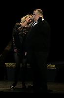 10 April 2019 - Las Vegas, NV - Cast of Chicago, Christie brinkley. Christie Brinkley stars as Roxie Hart in the musical Chicago at The Venetian Resort Las Vegas. Photo Credit: MJT/AdMedia