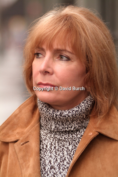 Woman looking distressed or unhappy