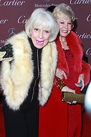 PALM SPRINGS, CA, USA - JANUARY 03: Carol Channing arrives at the 26th Annual Palm Springs International Film Festival Awards Gala Presented By Cartier held at the Palm Springs Convention Center on January 3, 2015 in Palm Springs, California, United States. (Photo by David Acosta/Celebrity Monitor)
