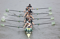 Crew: 2   Cambridge University Womens Boat Club A   Elite<br /> <br /> Women's Eights Head of the River (WEHoRR) 2018<br /> <br /> To purchase this photo, or to see pricing information for Prints and Downloads, click the blue 'Add to Cart' button at the top-right of the page.