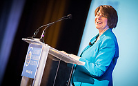 05-04-18 Global Leadership Coalition MPLS Amy Klobuchar