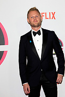 "LOS ANGELES - FEB 7:  Bobby Berk at the ""Queer Eye"" Season One Premiere Screening at the Pacific Design Center on February 7, 2018 in West Hollywood, CA"