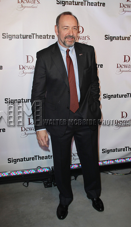 Kevin Spacey.attending The Signature Theatre Center Opening Gala Celebration honoring Edward Norton in New York City on 1/30/2012..