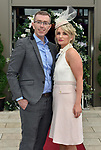 Dr Michael and Eilish Moloney Killarney pictured at the Killarney Apres Races party in The Brehon Hotel, Killarney on Thursday night.<br /> Photo: Don MacMonagle<br /> <br /> repro free photo<br /> further info: Aoife O'Donoghue aoife.odonoghue@gleneaglehotel.com